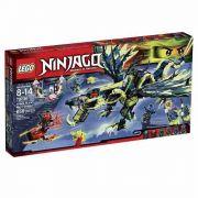 Lego 70736 - Ninjago - Ataque do Dragão Moro