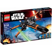 Lego 75102- Star Wars X-Wing Fighter do Poe 717 peças