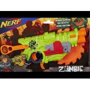 Nerf Strike Zombie lançador Crosscut – Serra Giratoria – Hasbro