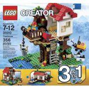 Lego 31010 - Creator - A Casa da Arvore 3 em 1