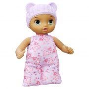 Boneca Baby Alive Naninha Morena - 18 meses - Hasbro