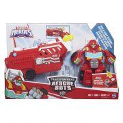 Transformers Playskool Rescue Bots Heatwave 3 em 1 – Hasbro