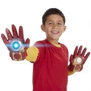 Luva Eletronica Iron Man/ Homem de Ferro Guerra Civil - Hasbro