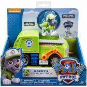 Patrulha Canina Veiculo C Figura – Rockys Recycling Truck - Sunny
