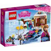 Lego 41066 Frozen Aventura de Trenó de Anna e Kristoff 174 peças