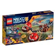 Lego 70314 Nexo Knights – Carro do Caos Mestre Besta