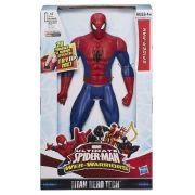 Boneco Titan Hero Eletrônico Som Spider Man - Hasbro