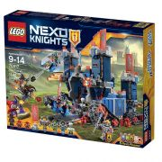 Lego 70317 Nexo Knights – O Fortrex – 1140 peças