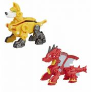 Playskool Transformers Rescue Bots Servo e Drake Hasbro