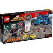 Lego 76051 vingadores Guerra Civil Batalha no Aeroporto