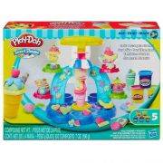 Massinha Play Doh Sorveteria Divertida - Hasbro