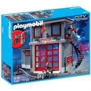 Playmobil City Action Estação de Bombeiros - Sunny
