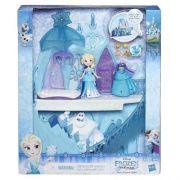 Frozen Elsa Castelo de Gelo Luxo Playset - Hasbro