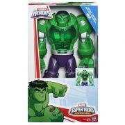 Playskool  Heroes  hulk  mega armadura 30 cm - hasbro