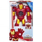 Playskool  Heroes  Iron Man  mega armadura 30 cm - hasbro