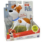 A vida Secreta dos Pets ( bichos) Com Som  - Max  - Sunny