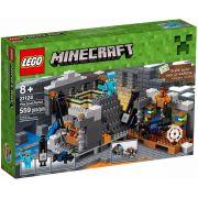 Lego 21124 - Minecraft  O Portal do Fim – 559 peças