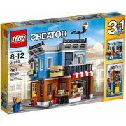 Lego 31050 – Creator -  Mercearia da Esquina 3 em 1 – 467 peças