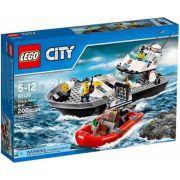 Lego 60129 – City Police – Barco de Patrulha Policia