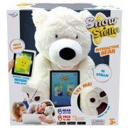 Urso Snow e Stella Interativo – Português e Inglês - Fun