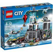 Lego 60130 – City Police – Quartel Ilha da Prisão - 754 pç