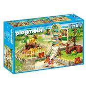 Playmobil Jardim Zoológico Playset - Sunny