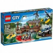 Lego 60068 - Lego City Police - O Esconderijo Dos Ladrões