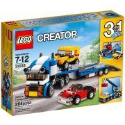 Lego 31033 - Creator  - Transportador de Veículos 3 em 1 – 264 pç