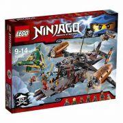 Lego 70605 – Ninjago – Fortaleza do Infortunio – 754 peças