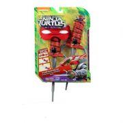 Tartarugas Ninja Kit Batalha Retrátil  Filme II – Raphael – Multikids