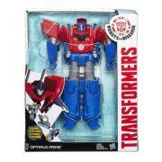 Transformers Indisguise Optimus Prime – 3 passos- Hasbro
