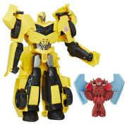 Transformers Indisguise Power Surge Bumblebee + MInicon C/Som - Hasbro
