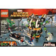 Lego 76059 – Homem Aranha Armadilha de Tentáculos de Doc Ock
