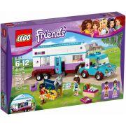 Lego 41125 – Friends – Trailer Veterinário para Cavalos  -370 pç