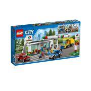 Lego 60132 – City – Posto de Gasolina – 575 pç