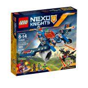 Lego 70320 – Knights –  Ataque Aéreo V2 de Aaron – 301 pç