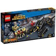 Lego 76055  –  Batman Crocodilo Combate nos Esgotos– 759 pç