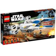 Lego 75155  – Star Wars- U-Wing Fighter Rebelde – 659 pç