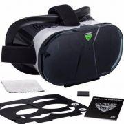 ÓCULOS VR POWER 360 - REALIDADE VIRTUAL 3D - DTC