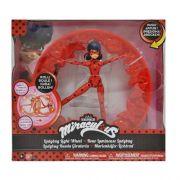 Boneca Articulada Ladybug Com Roda Giratória - Miraculous - Sunny