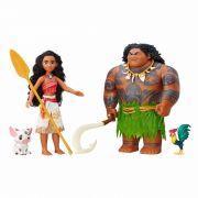 Boneca Disney Princesa Moana & Maui – 27cm - Hasbro