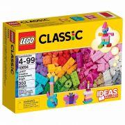 Lego 10694 Caixa Criativa Classic + Livro De Idéias -303 pç