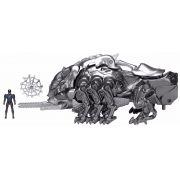 Power Rangers O Filme – Mastodon  Zord Batalha + Ranger Black –Bandai