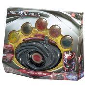 Power Rangers O Filme – Morfador  Som e Luz C/ 5 Moedas  – Sunny