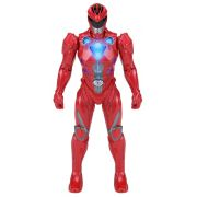 Power Rangers O Filme – Boneco  Ranger Red 18 cm Luz  – Sunny