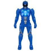 Power Rangers O Filme – Boneco  Ranger Blue 18 cm Luz  – Sunny