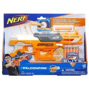 Nerf  Accustrike Falconfire – Lança dardos precisão - Hasbro