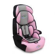 Cadeira Bebê Carro Automovel Cometa  – 9 a 36 Kg – Rosa – Baby Style