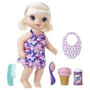 Boneca Baby Alive Sobremesa Mágica Loira- Hasbro