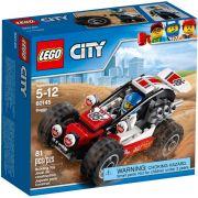 Lego 60145 - City – Buggy com piloto - 81 peças